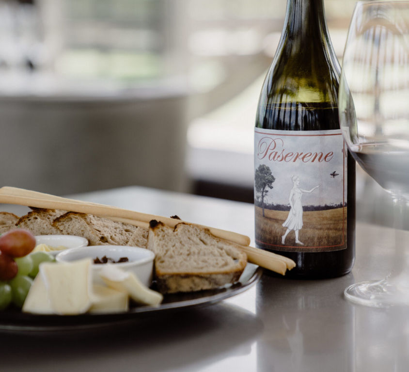 Natural wine making and exquisite taste